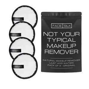 NEW Reusable 4pk Makeup Remover